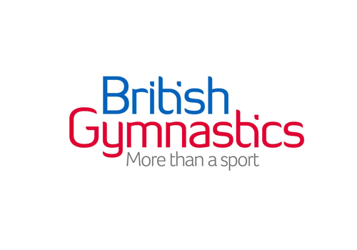 British Gymnastics Association logo
