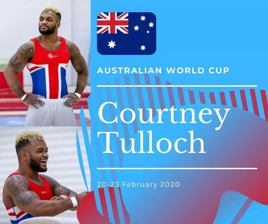 Courtney Tulloch - Pegasus Gymnastics Club