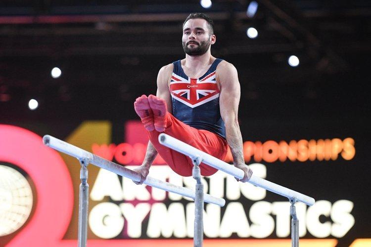 James Hall - Pegasus Gymnastics