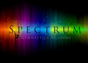 Kent Club Spectrum Gymnastics Academy Logo